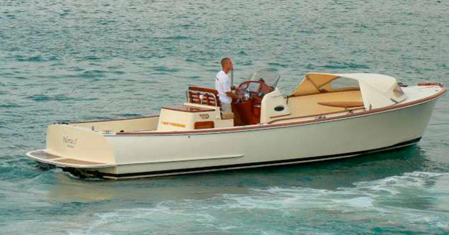 Hinckley yacht tender