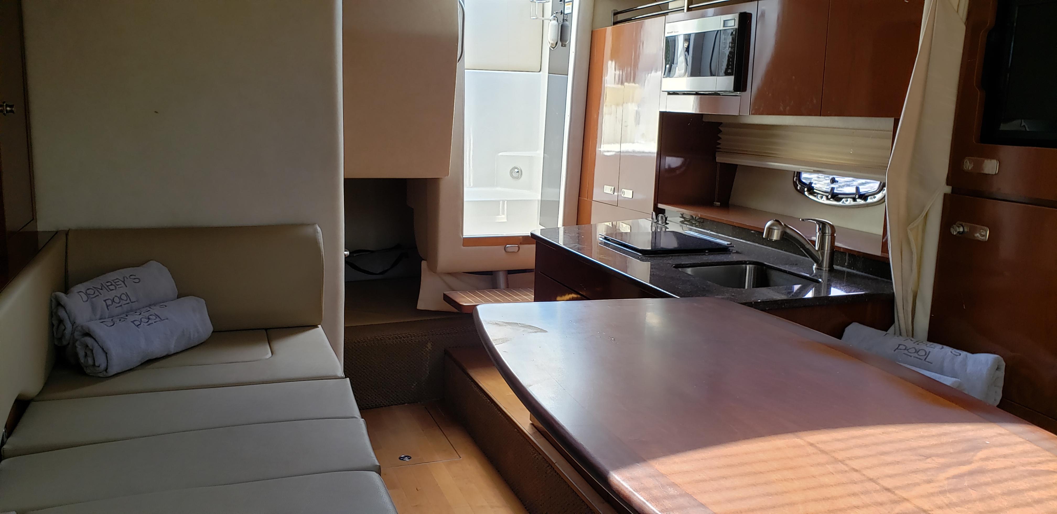 2012 Sea Ray 310 Sundancer Kitchen