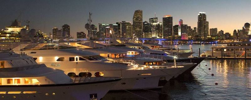 Join W Yacht Group at the Fort Lauderdale Boat Show