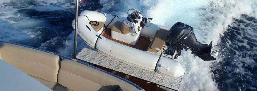 Tender Lift Platform 80′ Yacht