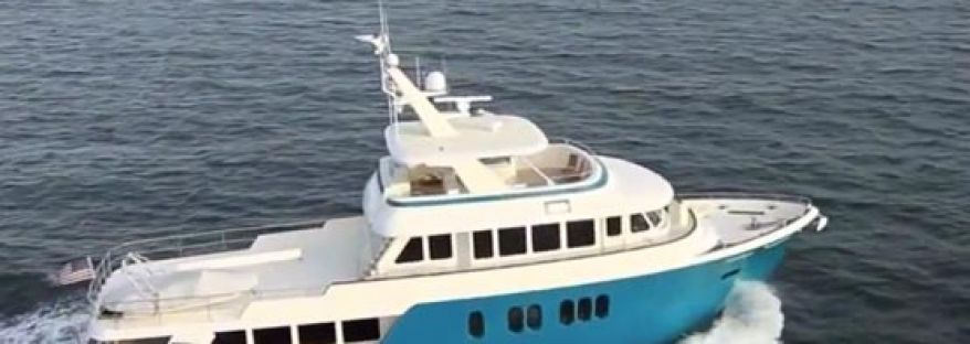 95 Expedition Yacht